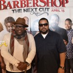 Ice Cube Hosts 'Barbershop: The Next Cut' VIP Screening in Atlanta… (PHOTOS)