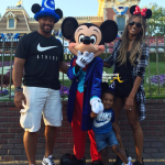 Family Vacation: Ciara, Russell Wilson & Baby Future Do Disneyland… (PHOTOS + VIDEO)