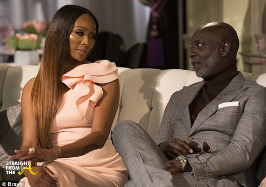 Cynthia Bailey Peter Thomas RHOA 2