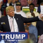 Donald Trump Reportedly Kicked Black Students Out of Georgia Rally… (VIDEO) #SuperTuesday