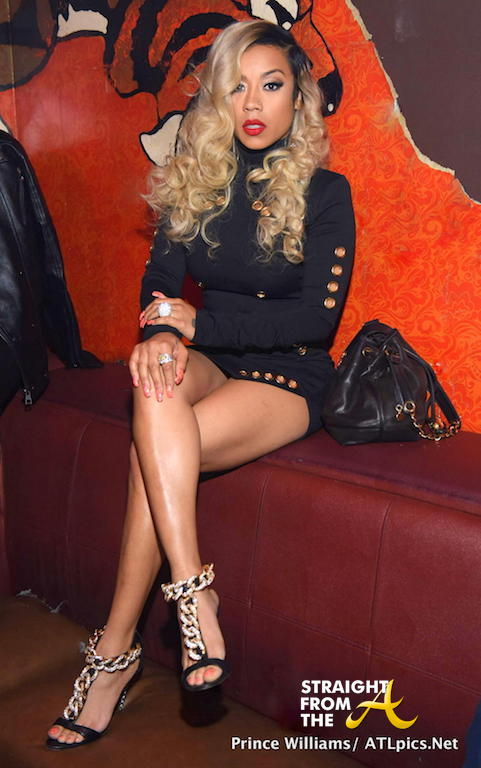 Keyshia Cole Blonde 1