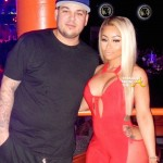 Boo'd Up: Rob Kardashian & Blac Chyna Hit Atlanta Strip Clubs… (PHOTOS)