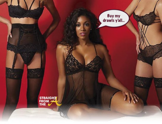 porsha williams naked lingerie-5