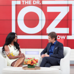 #RHOA Kenya Moore Talks Pregnancy & 'Non-Surgical' Face Lifts On Dr. Oz… [VIDEO]