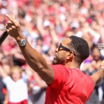Ludacris Received $65,000 + Hospitality Suite Filled With Condoms & Booze for UGA 'G-Day' Performance… [VIDEO]