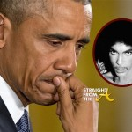 President Obama Mourns Death of Prince w/Statement + Did You Know That Prince Didn't Vote??? (Watch Rare Interview)