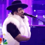 WATCH: D'Angelo's Emotional Prince Tribute – 'Sometimes it Snows In April'… [VIDEO]