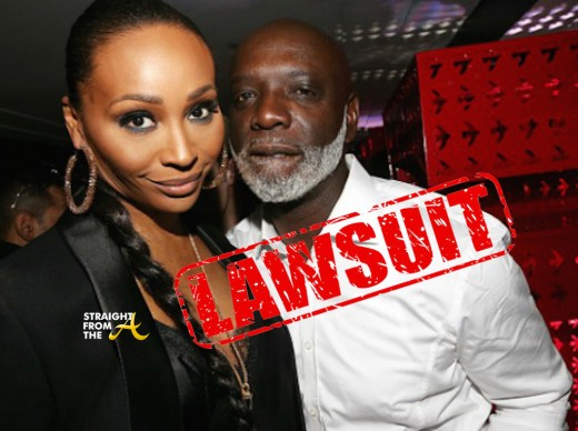 #RHOA Cynthia Bailey & Peter Thomas Facing Lawsuit Over SportsOne Incident…