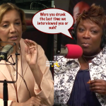 Atlanta Radio Tea: V-103's Wanda Smith Blasts Amanda Davis (Live/On Air) About Her Alcoholism…