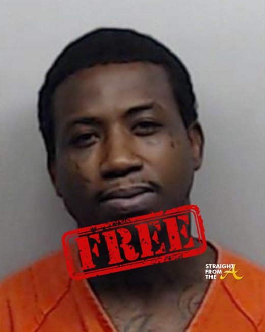 Gucci Mane Released From Prison… Check Out His Prison Abs! (VIDEO)