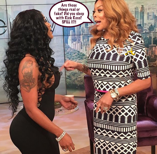 Joseline Hernandez Wendy Williams 2