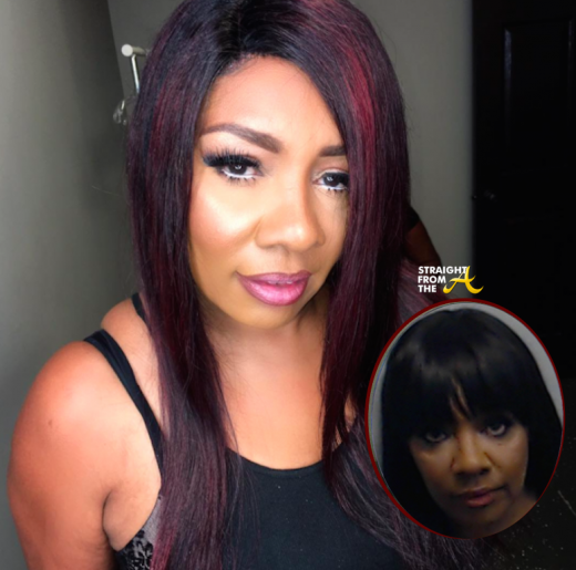 Mugshot Mania – #LHHATL's Karen 'KK' King Arrested (Again) in Atlanta… [Exclusive Details + VIDEO] **UPDATED**