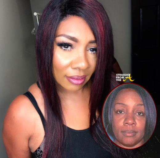 Mugshot Mania – #LHHATL's Karen 'KK' King Arrested (Again) in Atlanta… *Exclusive Details + VIDEO*