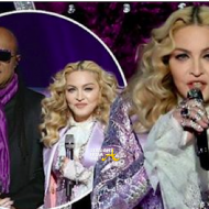 Madonna Stevie Wonder Prince Tribute 2016