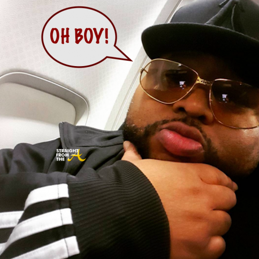 Bankruptcy Alert! Producer Jazze Pha Files Chapter 13 – Reportedly Drowning in Debt… *DETAILS*