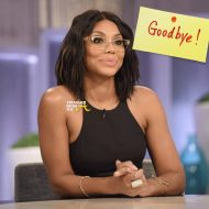 Tamar Braxton Leaving The Real