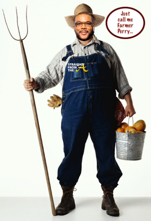 Tyler Perry Farmer