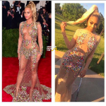 #SheSlay! Teen's Beyonce Inspired Prom Dress Goes Viral… [PHOTOS]