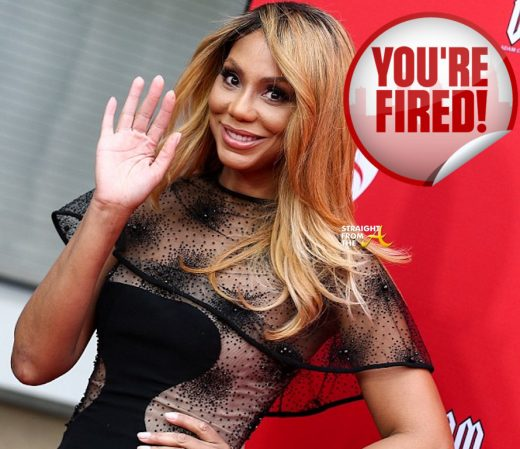 Talk Show Shake Up! 3 'REAL' Reasons Tamar Braxton Was Fired from #TheReal…