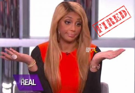 tamar braxton fired the real 2016