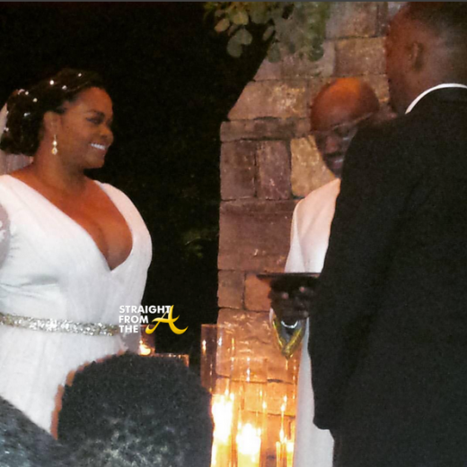 Inside Jill Scott's 'Secret' Wedding… [PHOTOS + VIDEO]