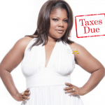 'Blackballed' Actress Mo'Nique is Tardy For Her Taxes…